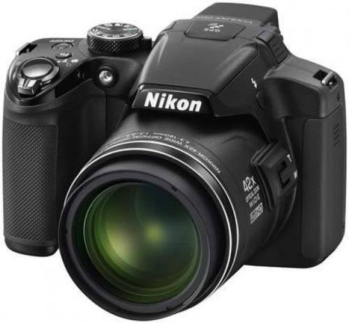 camera fotografica nikon p510 semiprofissional + acessórios