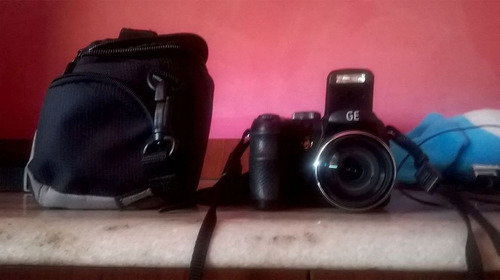 camera fotografica semi profissional ge