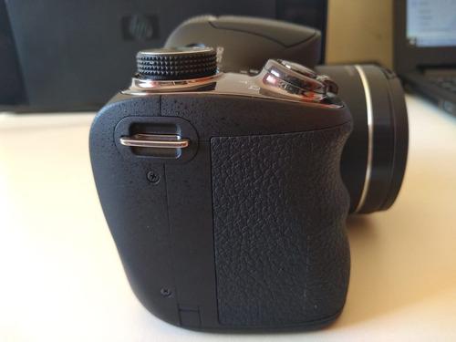 camera fotografica semi profissional usada barata impecável