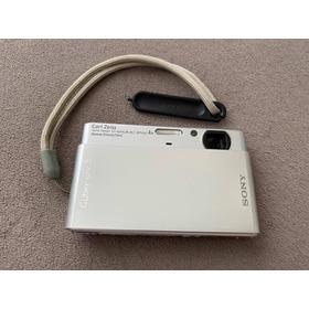Câmera Fotográfica Sony Cyber-shot Dsc-t77 10.1 Megapixels.