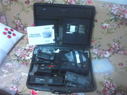 camera fotografica vhs-hq nv-m7px panasonic