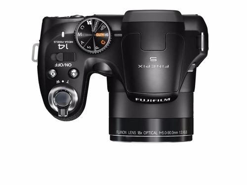 camera fujifilm  18x wide 14 mp