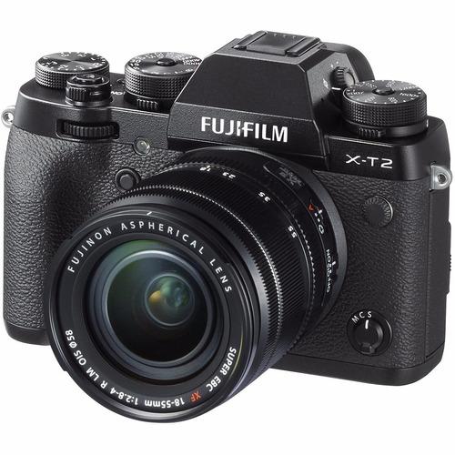 camera fujifilm xt20 + 18-55mm