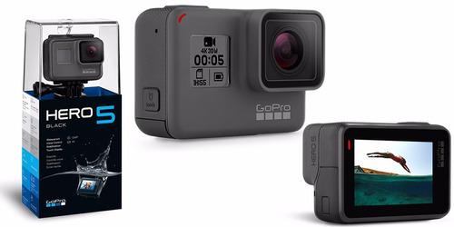 camera go pro gopro hero 5 black filmadora lacrada na caixa