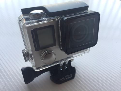 camera go pro hero 4 silver