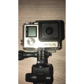 Câmera Gopro Hero4, Full Hd 12mp, 4k, Filma Em Full Hd, Orig