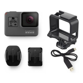 Câmera Gopro Hero5 4k  Chdhx-502 Ntsc/pal Gray