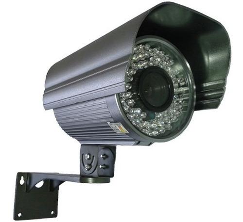 camera infravermelho 60 metros 72 leds ccd sony 720 linhas