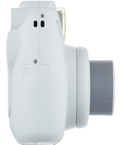 camera instax mini 9 instantanea fujifilm branca gelo white