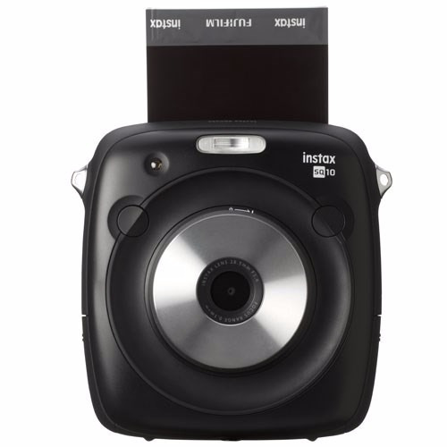 camera instax square sq10 hibrida fujifilm