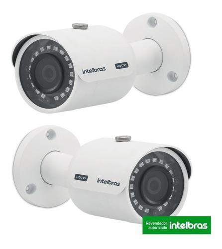 camera intelbras hdcvi vhd 3230b full hd 1080p 3,6mm g4