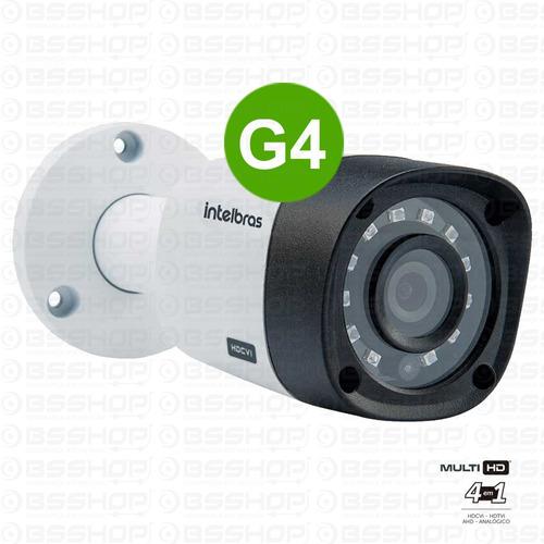 camera intelbras infra 10m multi hd 720p vhd 1010b g4 3,6mm