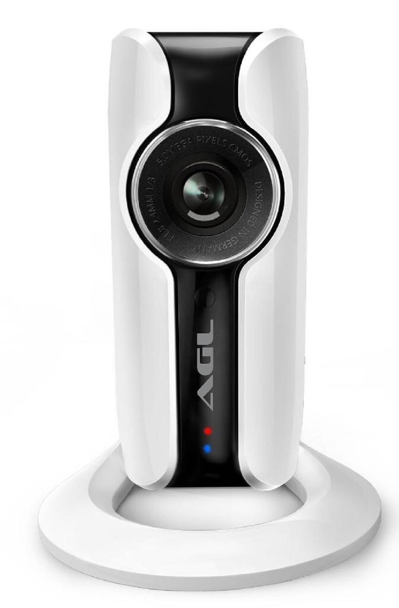 Camera Ip 5 Mp Alta Resolução Hd 720 Visão Noturna