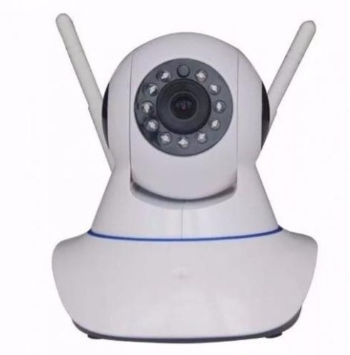 camera ip noturna 1.3 mp wifi alta resolucao hd 720p p2p