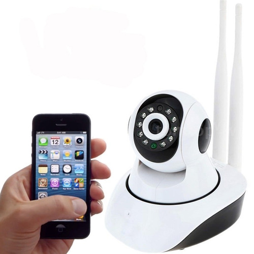 camera ip wifi 1.3 mp alta resolução hd 720 noturna wireless