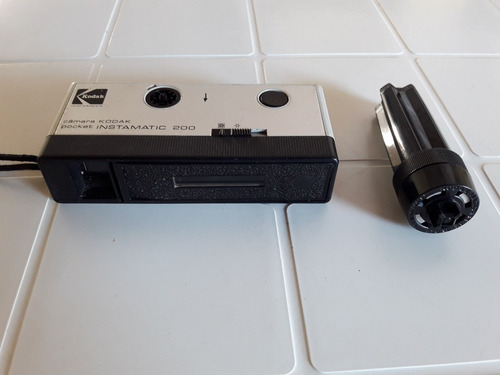 camera kodak pocket instamatic 200