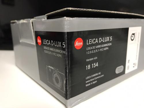camera leica d lux 5 titanium -