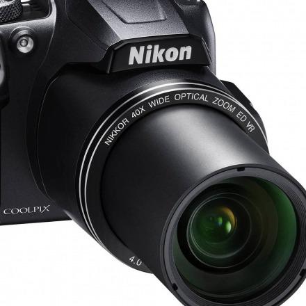 camera nikon b500 16mp/40x/wifi preto