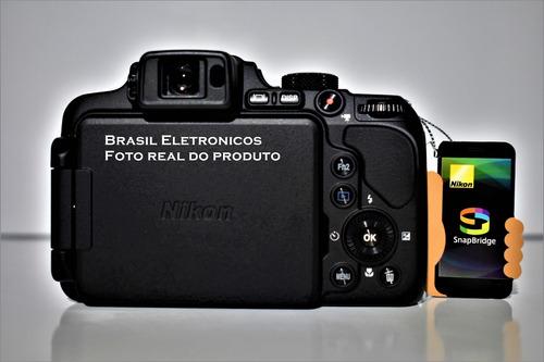 camera nikon b700 4k 60x 20.2mp+32gb+brinde black friday