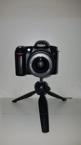 camera nikon d50    com lente 18:55 mm