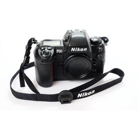Câmera Nikon F100 - Analógica