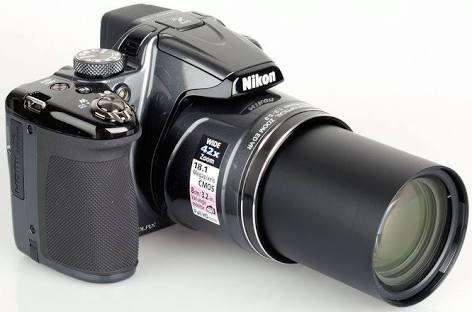 camera nikon p520 semi profissional