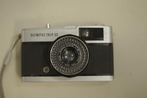 camera olympus trip 35