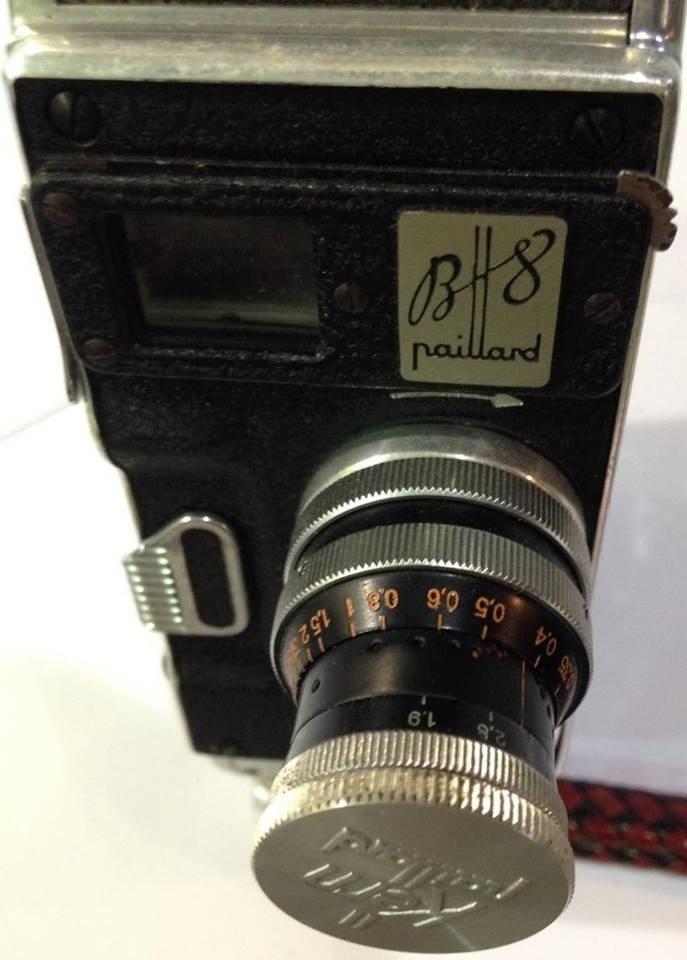 camera paillard bolex b8 8mm cine r 890 00 em mercado livre. Black Bedroom Furniture Sets. Home Design Ideas