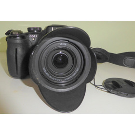 Camera Panasonic Lumix Fz47  24 X Zoom Full Hd 3d