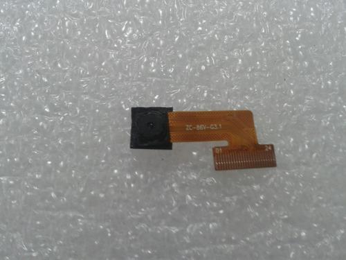 camera para tablet qbex, zupin tx - 120.