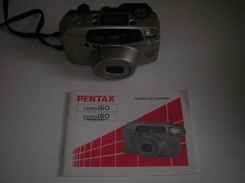 camera pentax espio 160