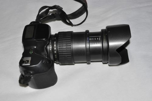 camera pentax z1p lente 28x200 analógica promoção rapida