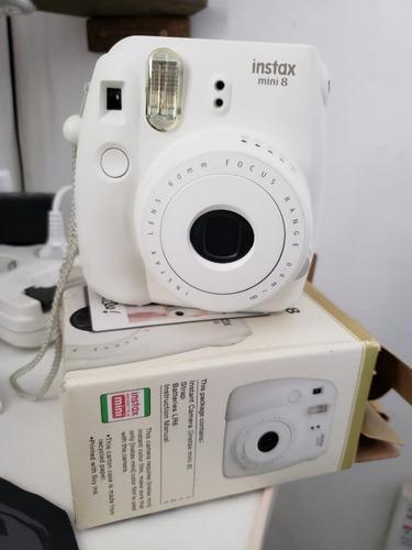camera polaroid instax mini 8 fujifilm