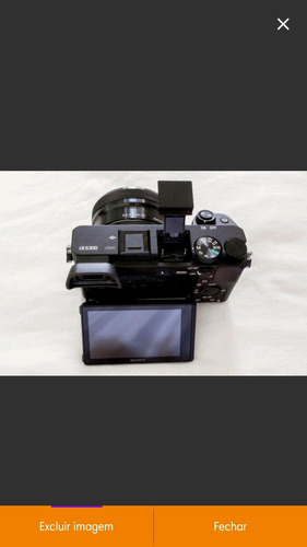 camera profissional sony
