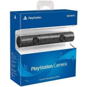 Câmera Ps Cam Ps4 Modelo Novo Cuh-zey2 Vr Original + Nf