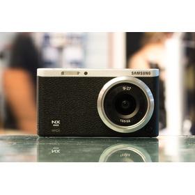 Câmera Samsung Nx Mini Com Lente Mirrorless - Promoção!!!