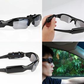 1930986822ca4 Óculos De Sol Espião Camera Espiã Hd 720p Filma Discreto - Câmera de ...