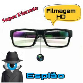 5e3d9740b25ce Oculos Com Camera Full Hd no Mercado Livre Brasil