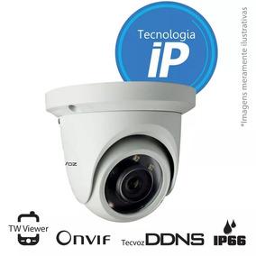 Tecvoz Tw Idm 100 - Câmera de Segurança Câmera IP Tecvoz em São