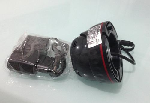 camera segurança cctv câmera infra vermelho  24 leds, lente