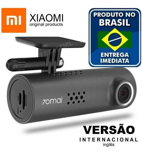 camera segurança filmadora veicular xiaomi hd + cabo bateria