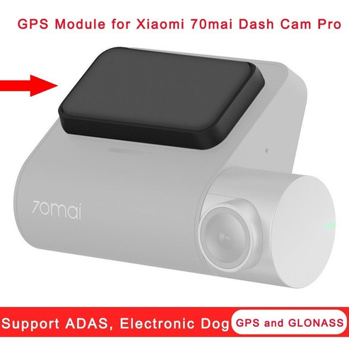 camera segurança filmadora veicular xiaomi pro + modulo gps