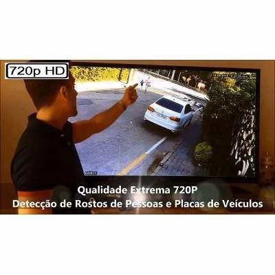 camera segurança hd ahd m 1280x960 infravermelho 50m 1.3 top