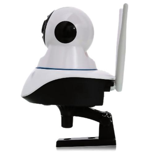 camera segurança sem fio hd 1.3 mp 720p wi-fi visão noturna