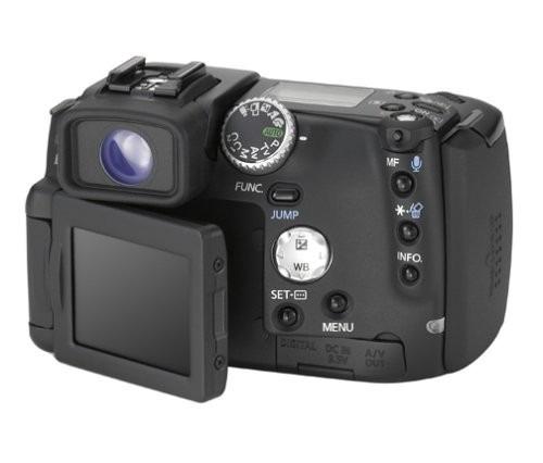 camera semi-profissional canon powershot pro 1