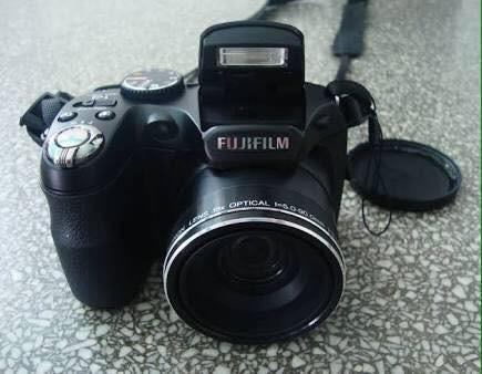 camera semi profissional fuji finepix s2800 hd 14mp