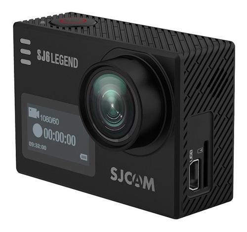 camera sjcam sj6 legend touch screen original 4k wifi 16mp