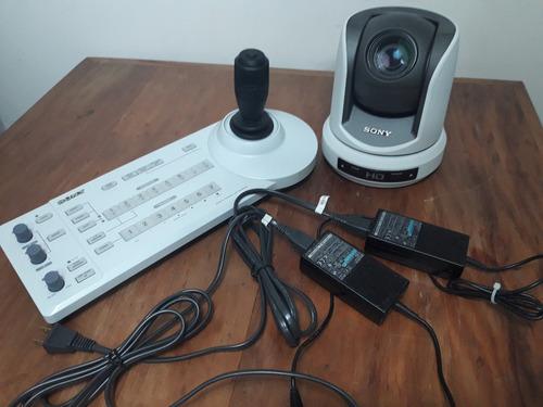 camera sony brc-z330 high definition e um remoto rm-br300