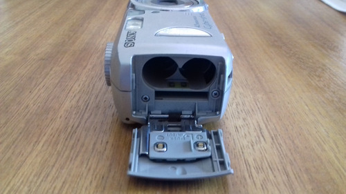 camera sony cyber-shot dsc-p73 (defeito visor)