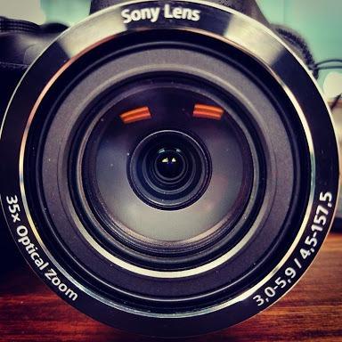 camera sony h300 super nova